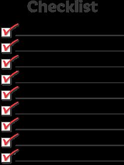 Moving Checklist - Guide