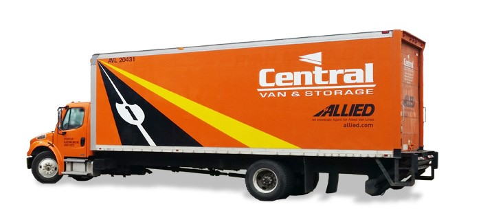 Central Van