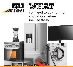 Moving Appliances