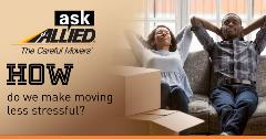 Ask Allied: How do we make moving less stressful?