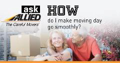 How to make your move go smoothly