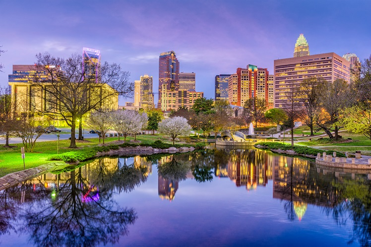 Moving to Charlotte