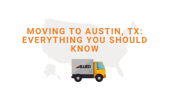 Movint to Austin