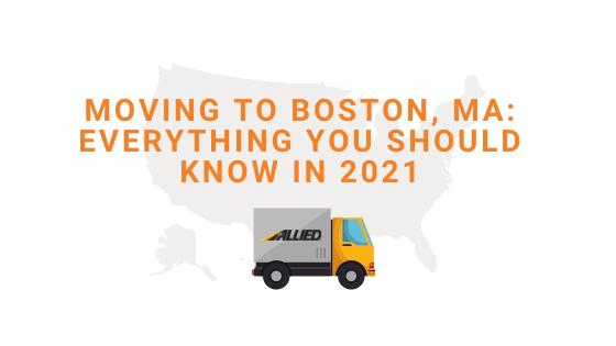 Moving to Boston, MA