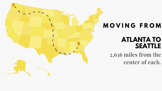 Moving to Seattle from Atlanta