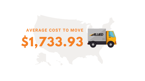 Cost to move to seattle from portland