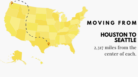 Moving to Seattle from Houston