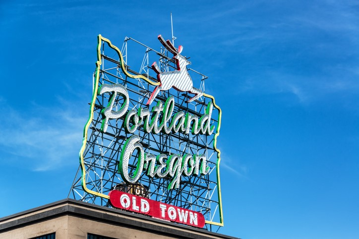 Moving to Portland