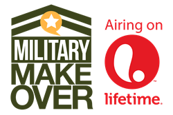 Military Make OVer logo