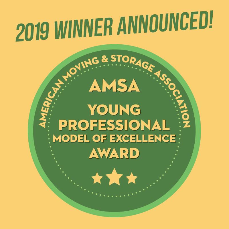 Ben Cross Wins 2019 AMSA Young Professional Award
