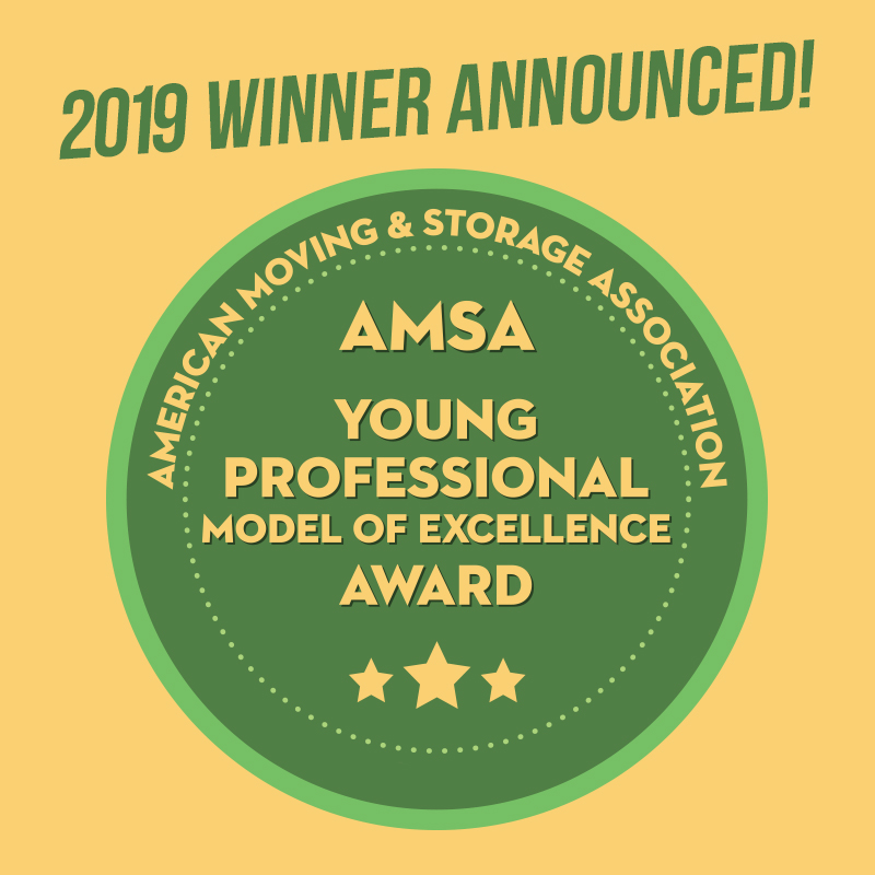 Ben Cross Wins 2019 AMSA Young Professional Award