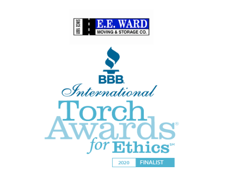 EE Ward Internat. Torch Award Finalist