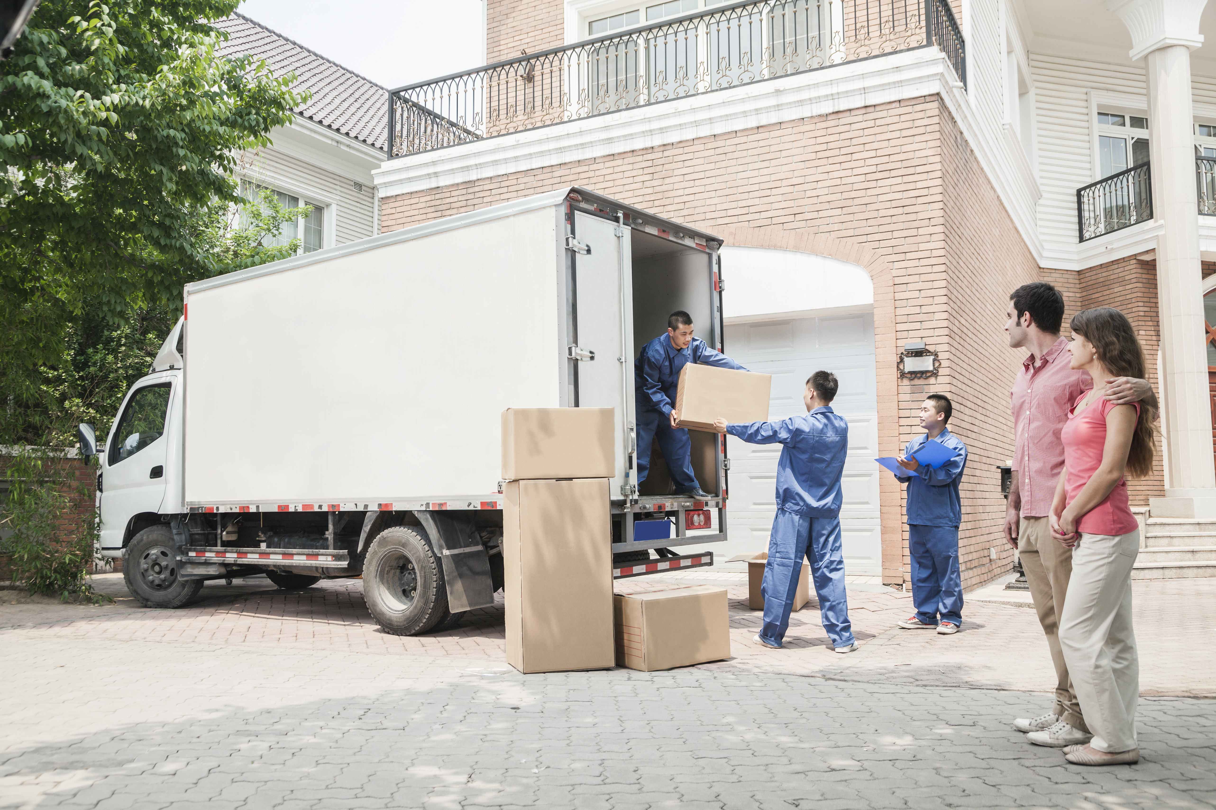 Protect Employees from Rogue Movers