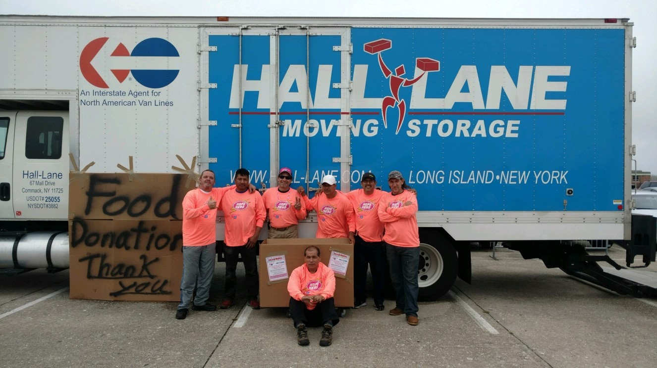 Hall Lane Move For Hunger