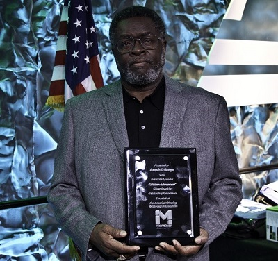 2012 driver Award