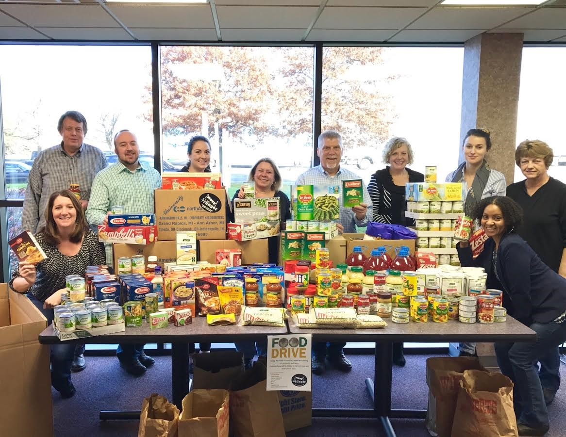 Univiersity Move For Hunger