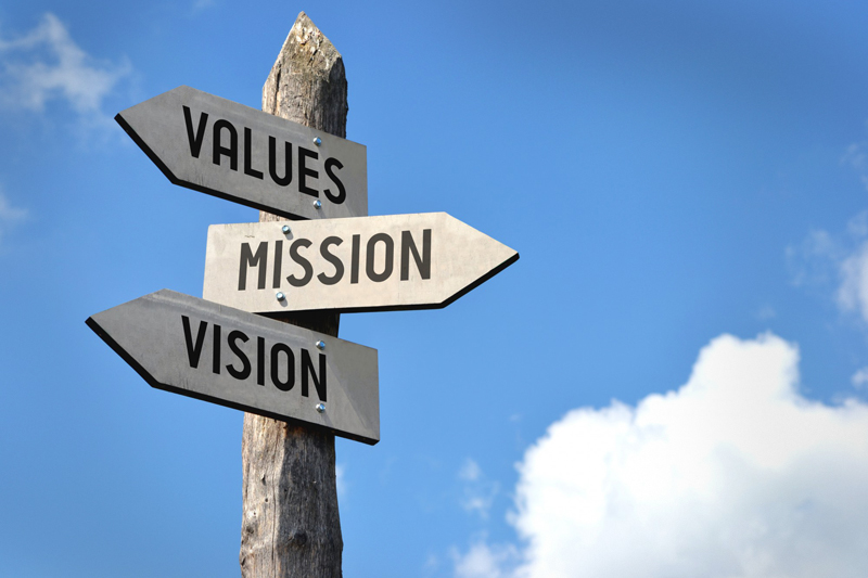 Values Mission Vision cropped 800 wide culture blog 080218