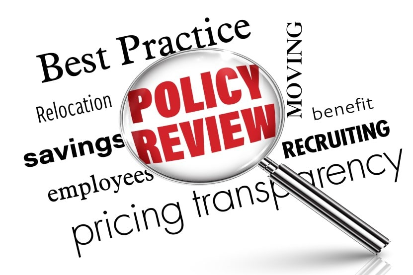 Policy Reviews