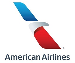 American Airlines logo -small