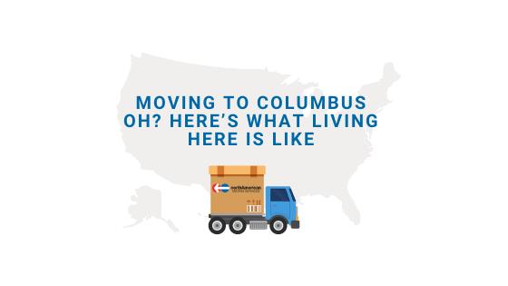 Moving to Columbus, Ohio